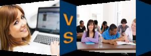 Online Vs. In Campus